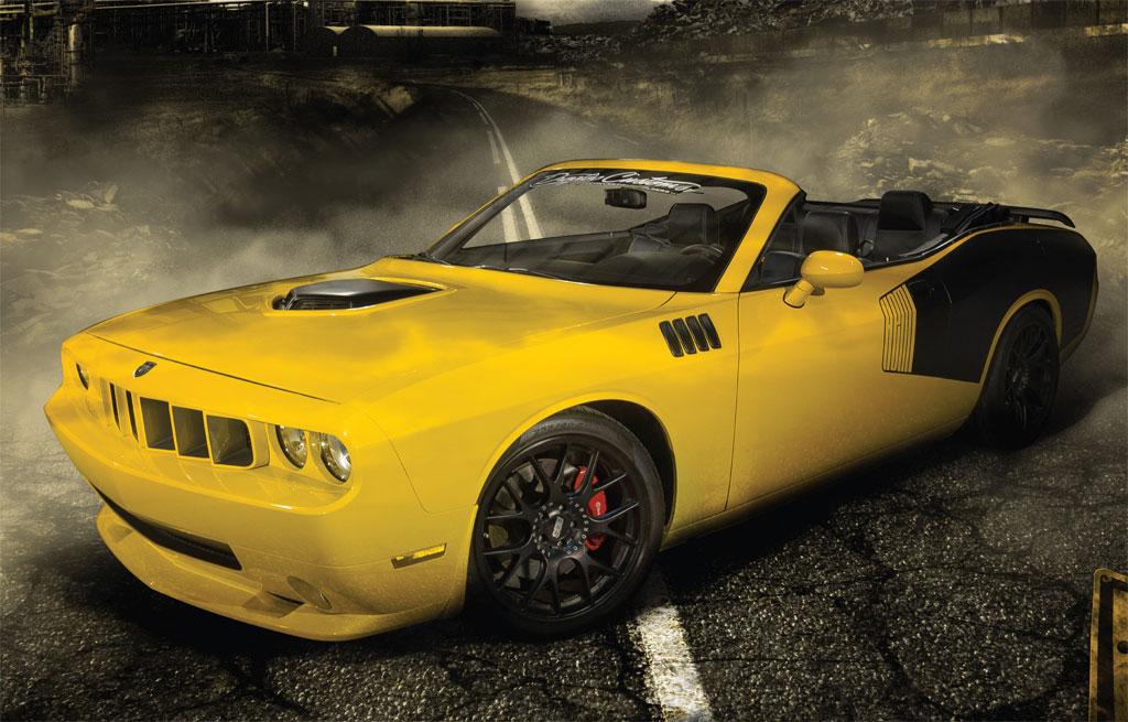 Droptop Dodge Challenger Hemi Cuda Photo 1 10583