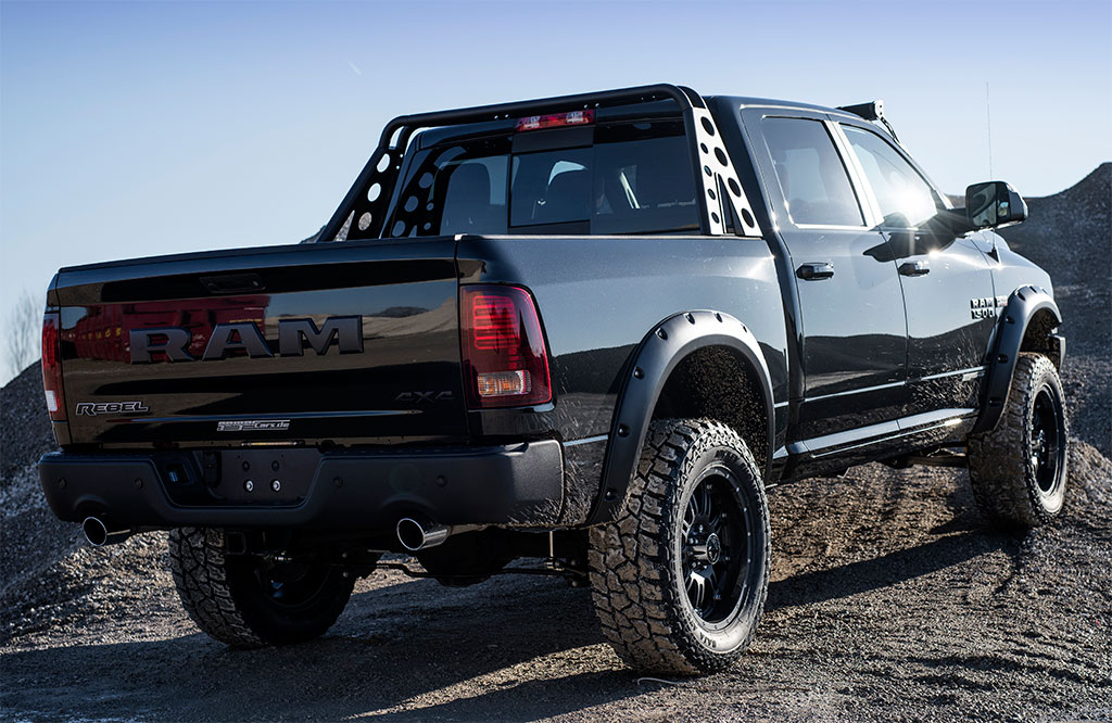 Ram Rebel Price >> GeigerCars Dodge Ram 1500 Rebel Photo 2 14874