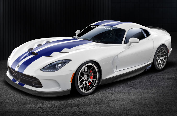 Hennessey Viper Venom 1000 Twin Turbo