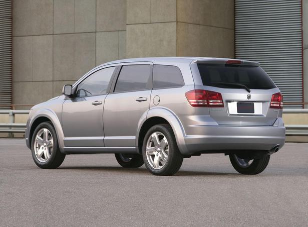2009 Dodge Journey Safety Rating