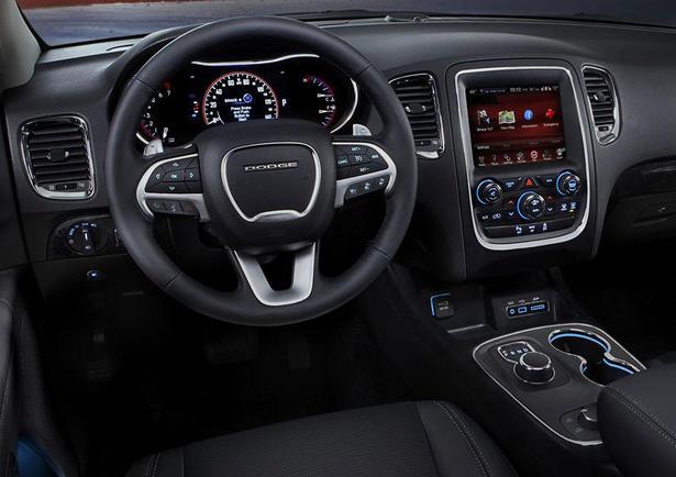 2014 Dodge Durango presentation video :