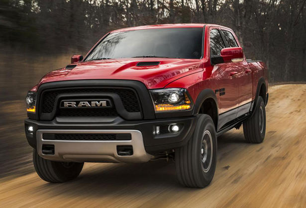 2015 Ram 1500 Rebel: Engine, Specs, Equipment