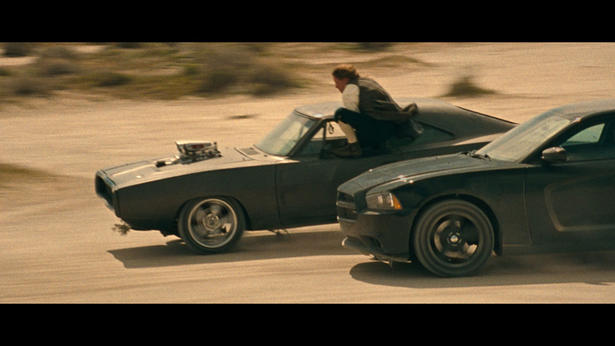 fast five dodge. Dodge Charger Fast Five