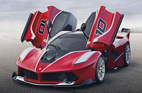Ferrari LaFerrari FXX K Photos