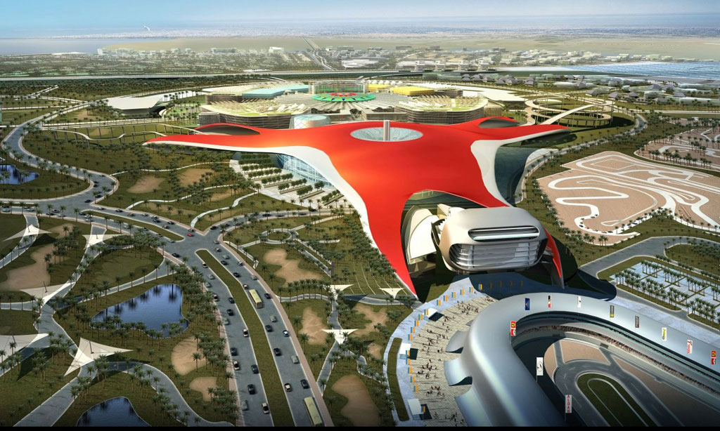 also the world s only ferrari world theme park that will open by 2010. Cars Review. Best American Auto & Cars Review
