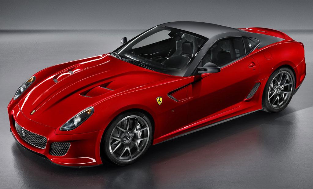 Ferrari 599 Gto Photo 1 7935
