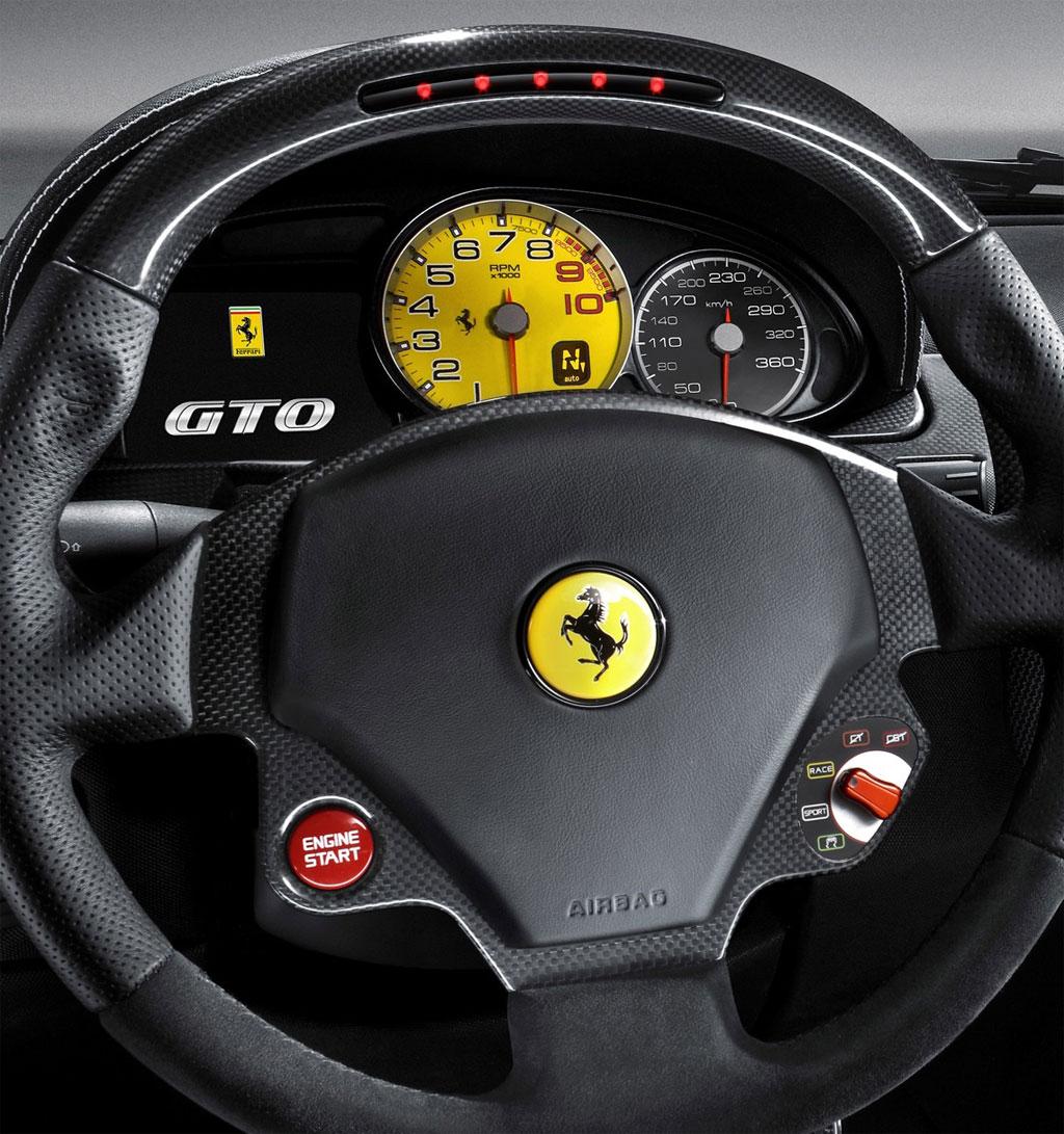 Ferrari 599 GTO Photo 5 10417
