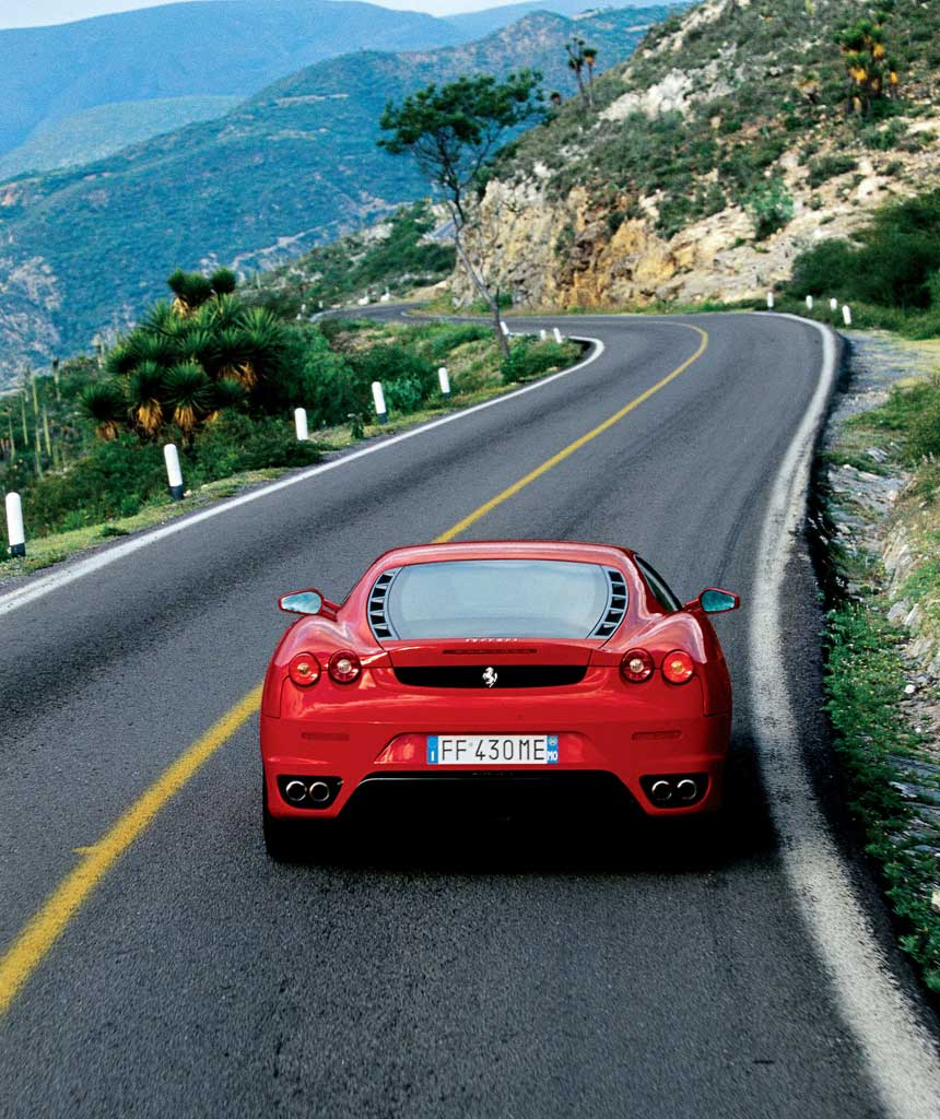 2008 Ferrari F430 Challenge Stradale Review: Ferrari F430 Photo 8 5889