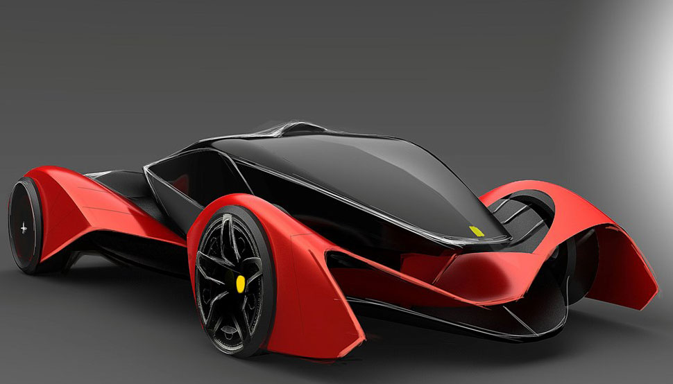 Ferrari Ineo Concept Photo 11 14259