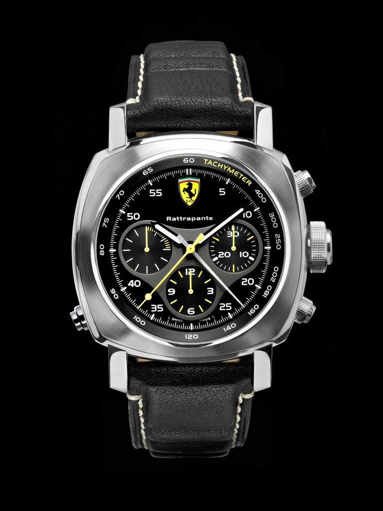 1961 Ferrari 250 Gt California >> Ferrari Officine Panerai Photo Watch 3780