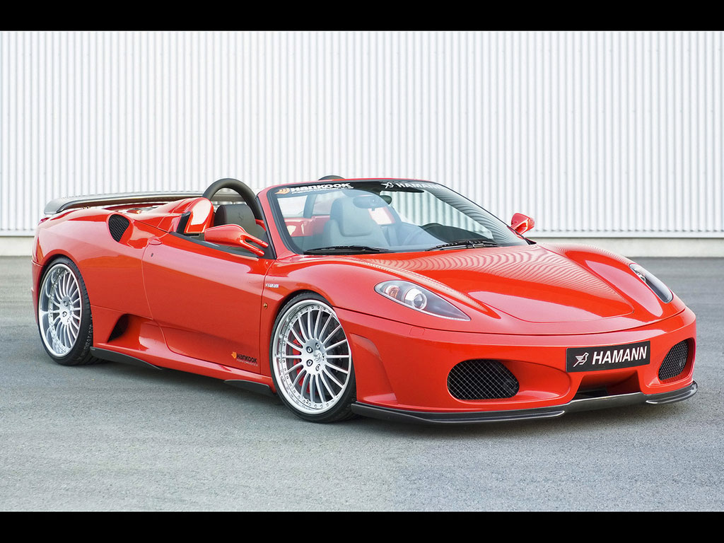 Hamann ferrari f430 north american motoring i guess the guys at the hamann factory couldnt leave well enough alone so they decided to do this just because they can vanachro Images