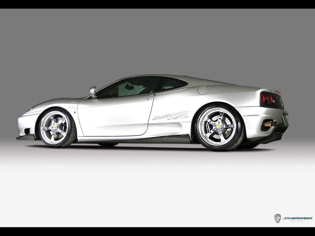 Jnh Ferrari 360 Modena Photo 9 376