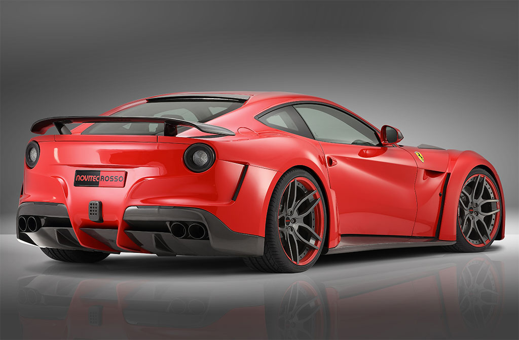 Novitec Ferrari F12 berlinetta N LARGO Photo 2 13407