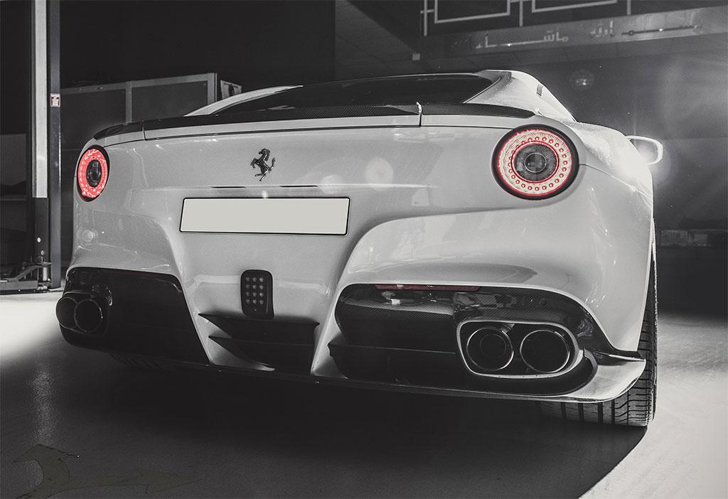 Ferrari F12 Bl Ferrari F12 White Wallpaper Ferrari F12 Berlinetta ...