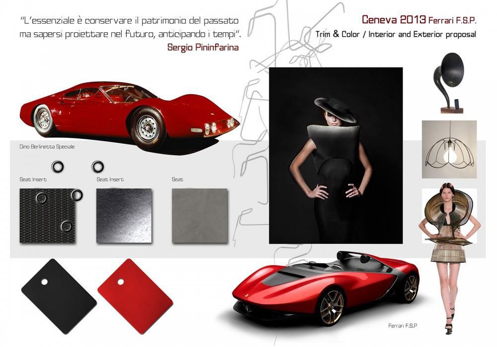 Pininfarina Sergio Concept Photo 37 13021