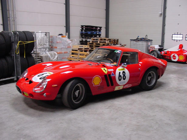 Kroymans Ferrari Collection