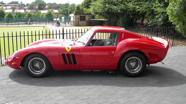 1963 Ferrari 250 GTO Sells For USD 52 million