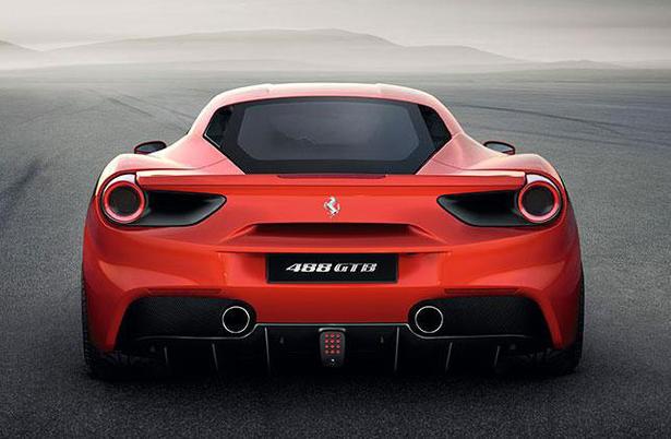 Ferrari 488 Gtb Specs Performance