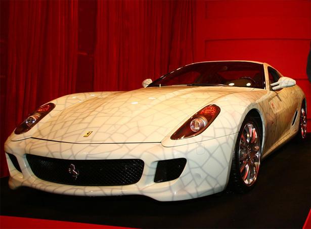 Ferrari 599 China Price