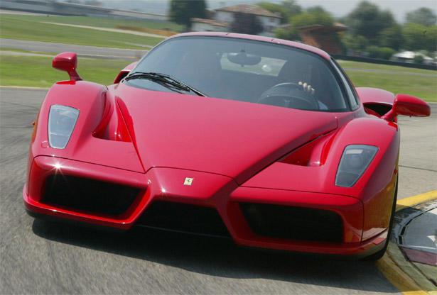 Future Ferrari Enzo 6