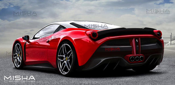 Ferrari 458 Italia Kit by Misha Designs