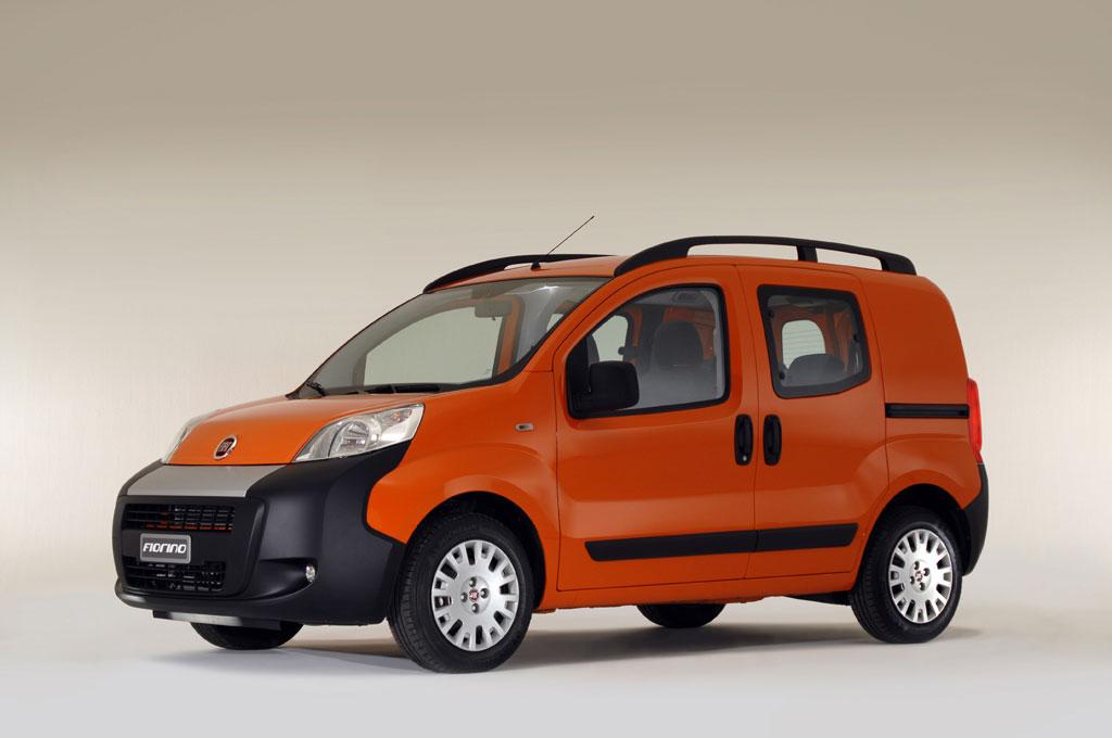 2008 Fiat Fiorino Combi 5