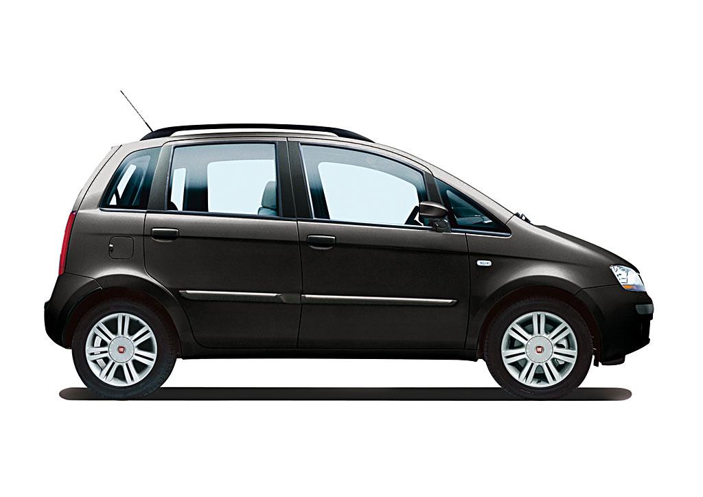 2008 Fiat Idea Photo 5 2810