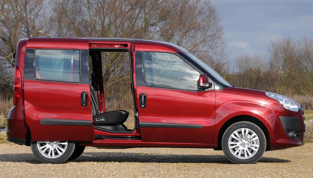 2011 Fiat Doblo Photo 12 7768