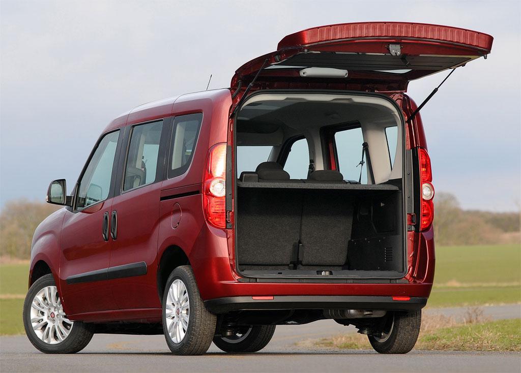 2011 Fiat Doblo Photo 14 7768