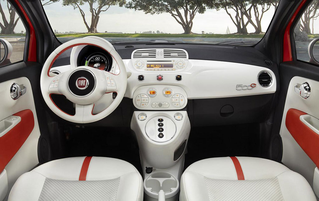 2013 fiat 500e photo 2 12701. Black Bedroom Furniture Sets. Home Design Ideas