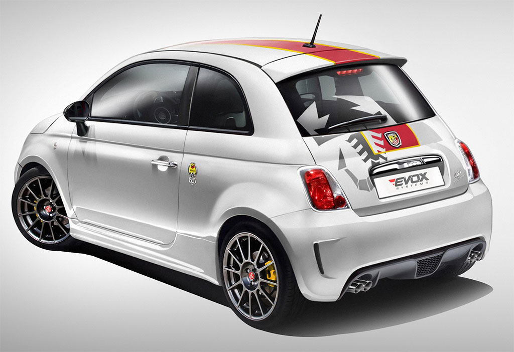 fiat 500 abarth powerkit by alpha n. Black Bedroom Furniture Sets. Home Design Ideas