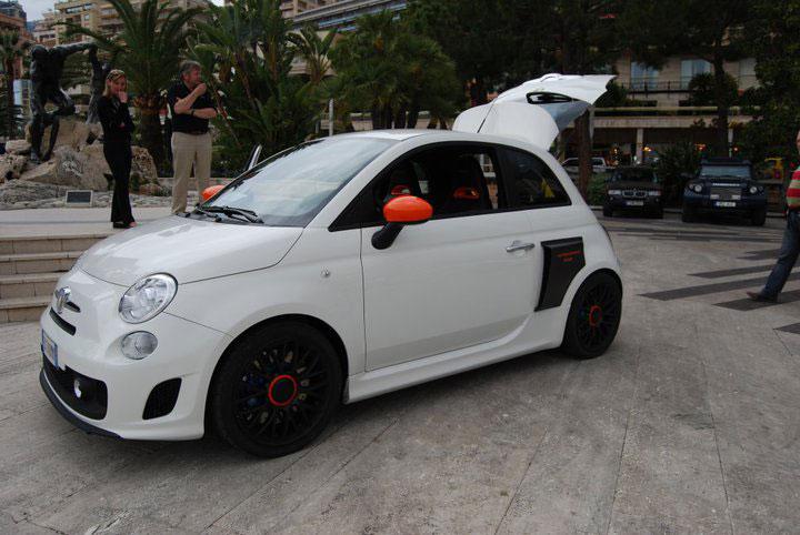 Aznom Fiat 500 Mid Engine Photo 2 10929