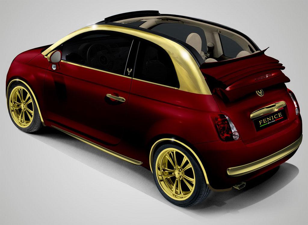 Fenice Gold Fiat 500c Photo 4 9631