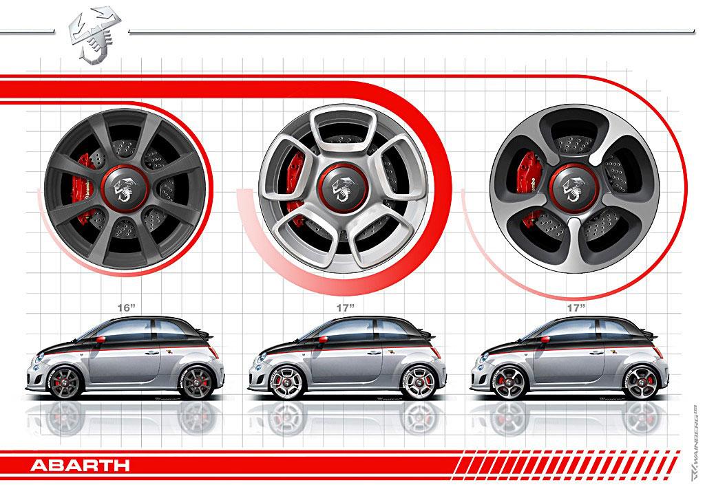 Fiat 500c Abarth Photo 8 8438