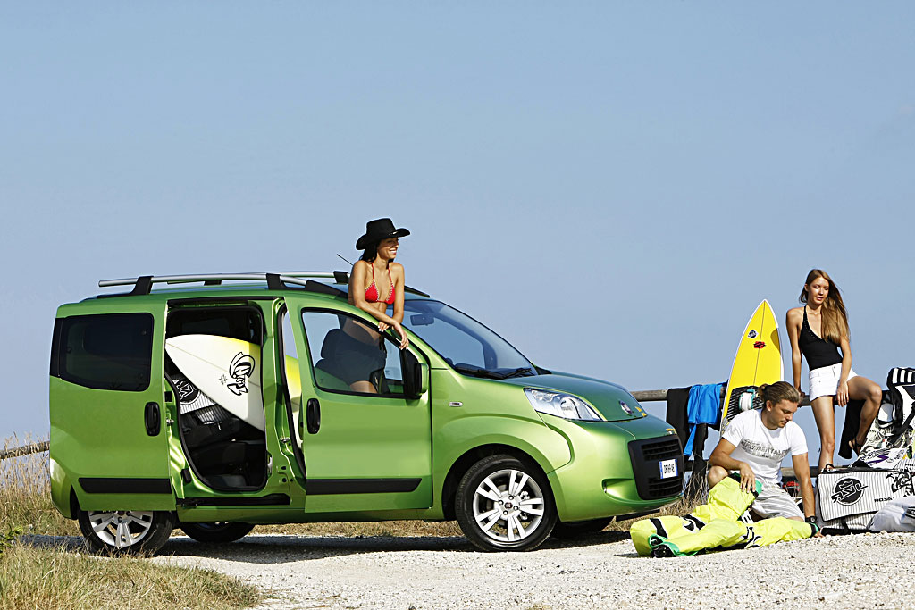 Fiat Fiorino Qubo Photo 1 4168