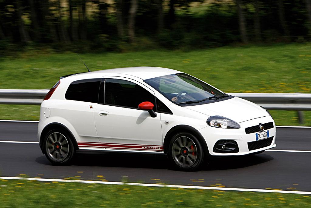 Fiat Grande Punto Abarth Photo 17 1154