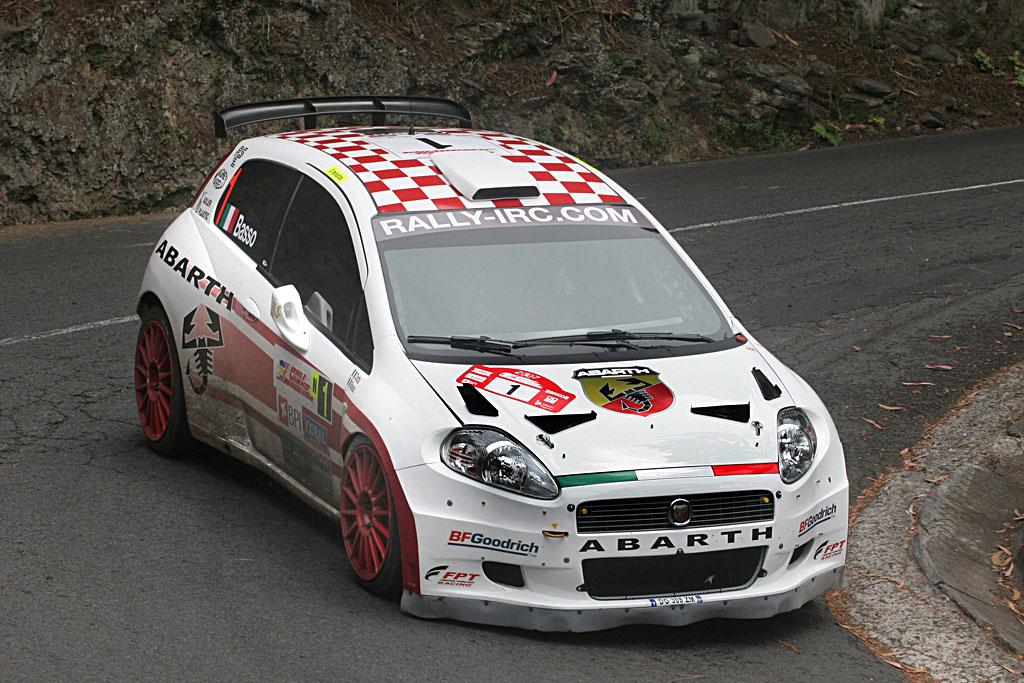 Fiat Grande Punto Abarth S2000 Photo 11 1156
