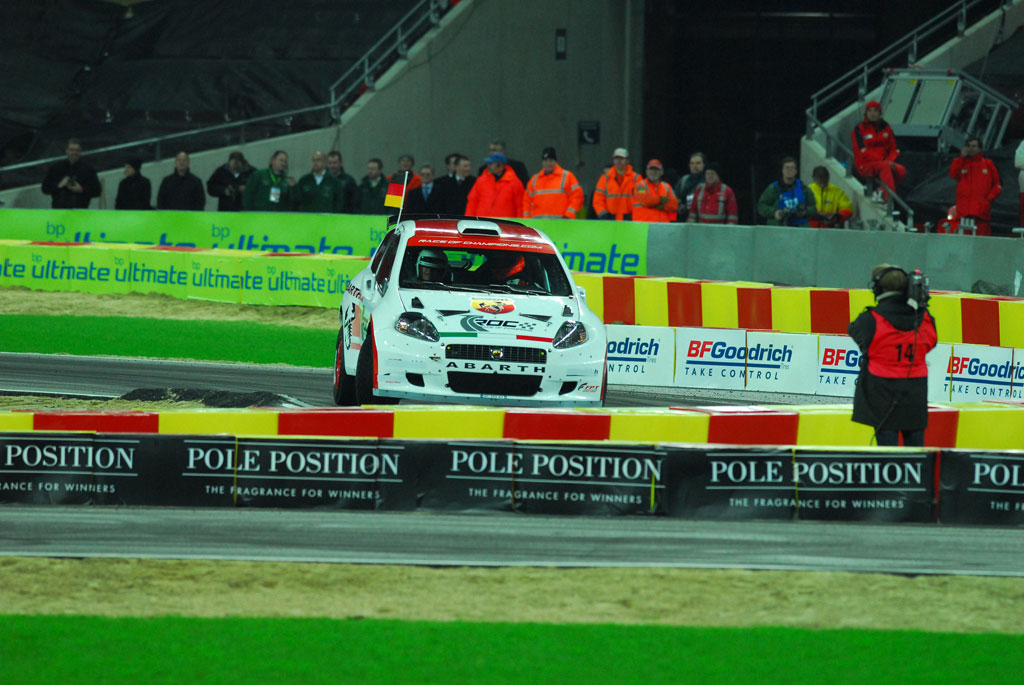 Fiat Grande Punto Abarth S2000 at 2007 Race of Champions Photos ...