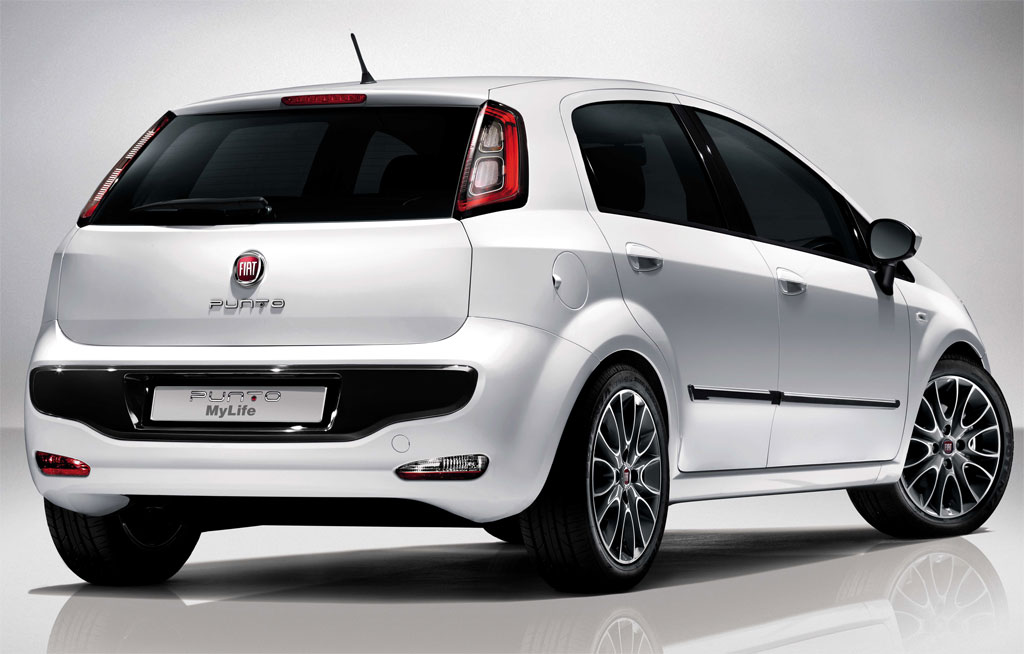 Fiat Punto MyLife Photo 4 9881