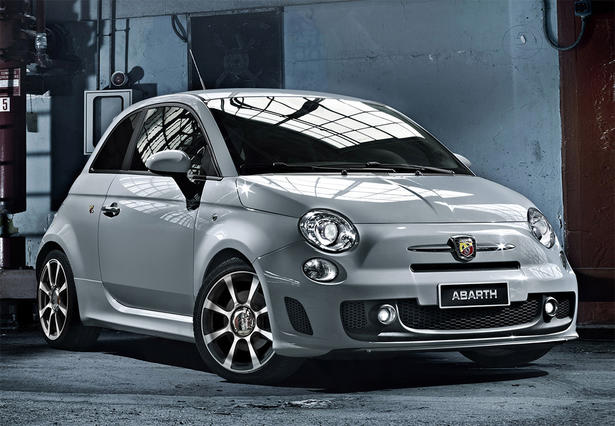 Fiat 500 Abarth 595 Competizione And Turismo