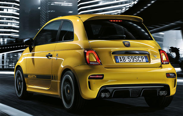 2017 fiat 500 abarth 595 revealed. Black Bedroom Furniture Sets. Home Design Ideas