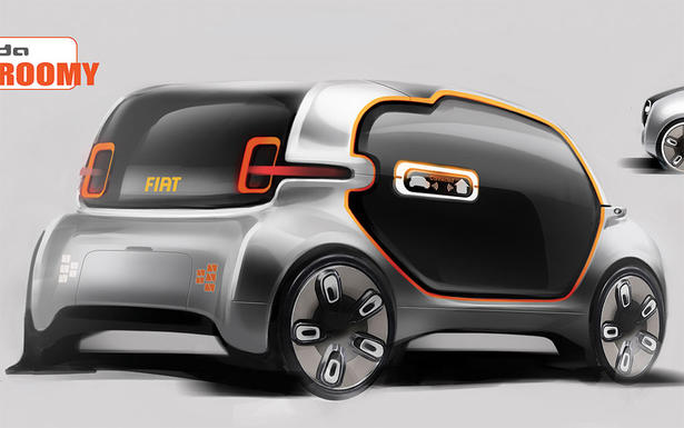 2020 Fiat 500 and Panda