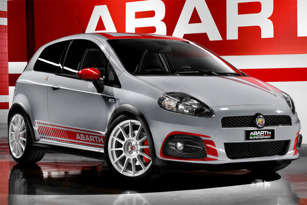 abarth fiat grande punto supersport. Black Bedroom Furniture Sets. Home Design Ideas