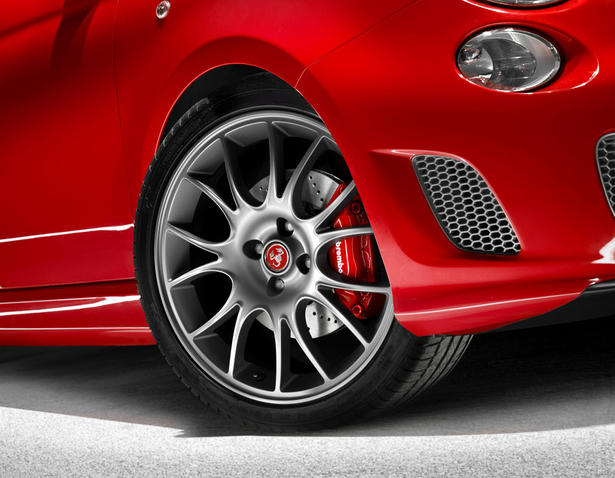 Abarth Fiat 500 Tributo Ferrari Price