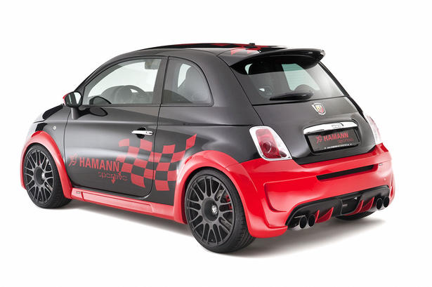 hamann fiat 500 abarth. Black Bedroom Furniture Sets. Home Design Ideas
