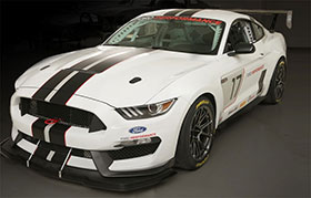 Ford Mustang Shelby FP350S Revealed Photos