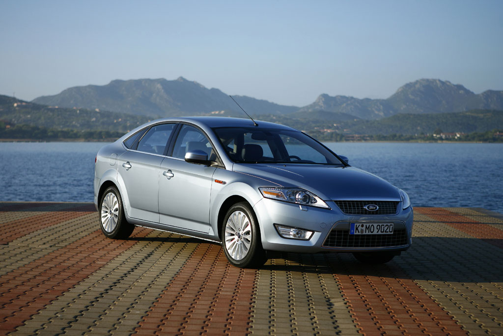 2007 Ford Mondeo Photo 1 1185