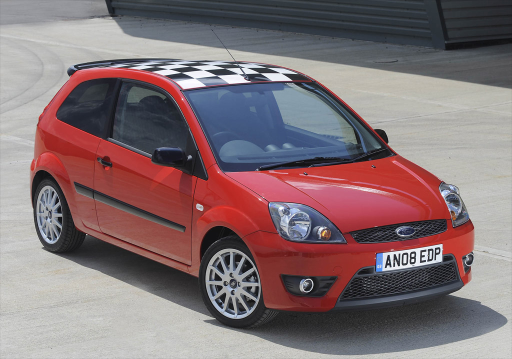 2008 ford fiesta zetec s red photo 2 3555. Black Bedroom Furniture Sets. Home Design Ideas
