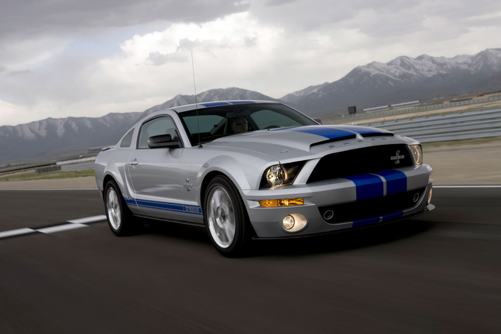 2008 Ford Shelby Gt500kr 20