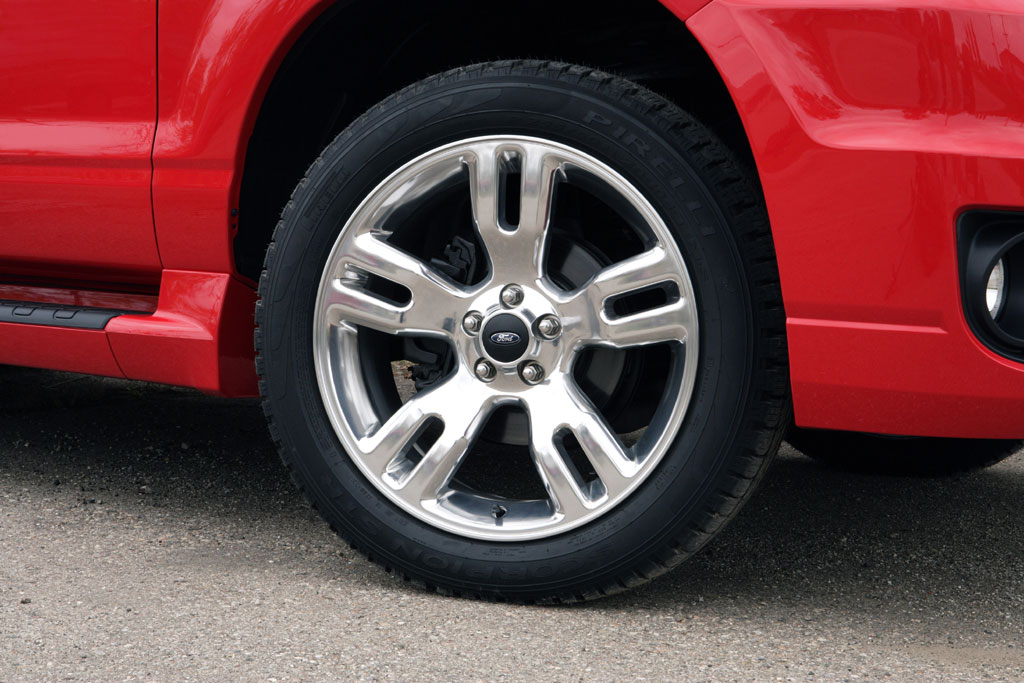 Ford Sport Trac Adrenalin Wheels
